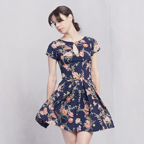 Reformation Parque Dress