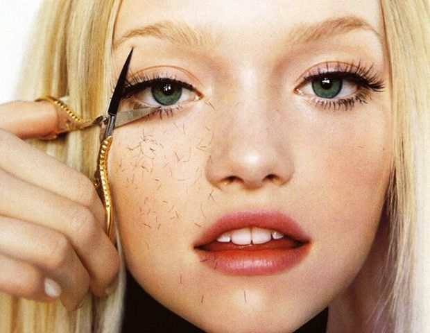 Tuesday Tip: Snip Your Falsies In Half