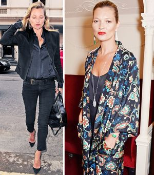Spring Style Recipe: Kate Moss