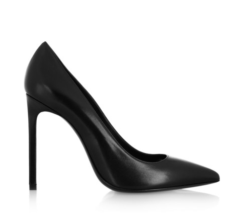 Saint Laurent Leather Pumps