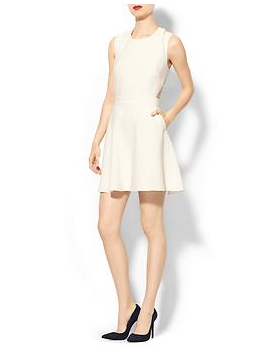 Rachel Zoe Leigh Cut Dress