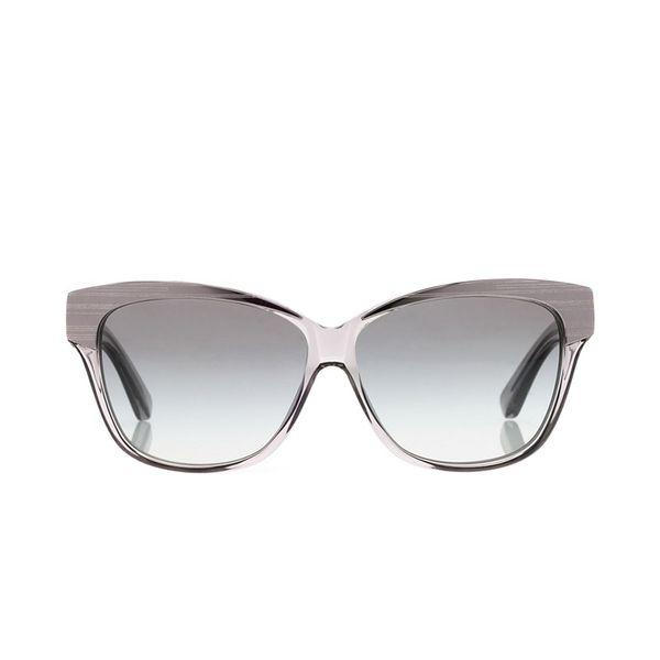 Tory Burch Metallic Rim Sunglasses