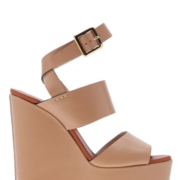 Chloe Wedge Sandals