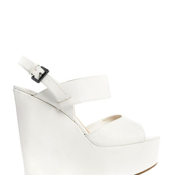 New Look Vex Platform Wedge Sandals