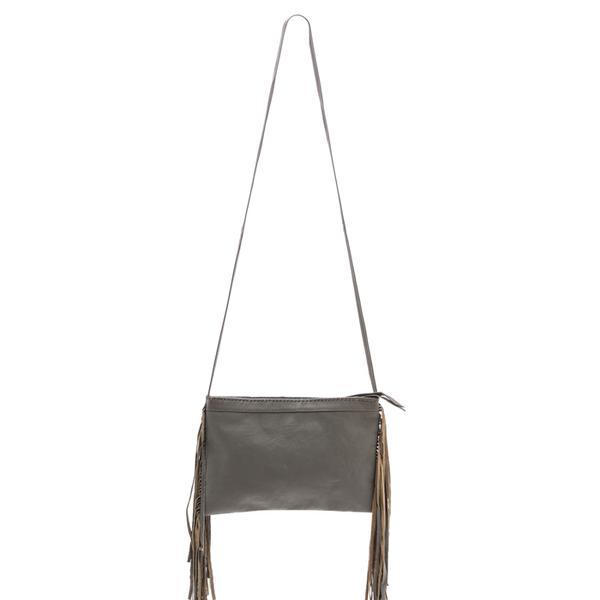 Cleobella Joplin Fringe Crossbody Bag