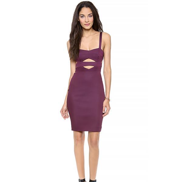 Bec & Bridge Helena Cutout Dress
