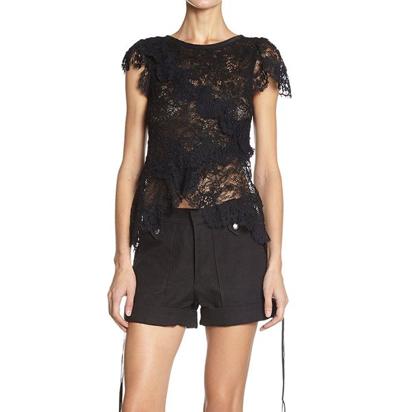 Isabel Marant Milo Lace Top