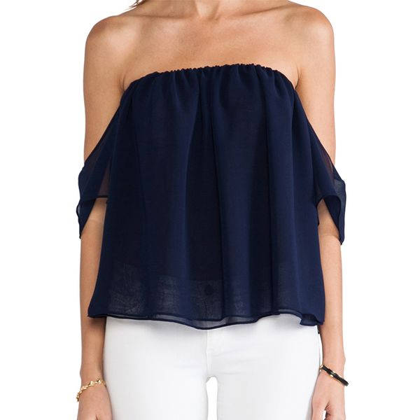 T-Bags Los Angeles Off The Shoulder Top