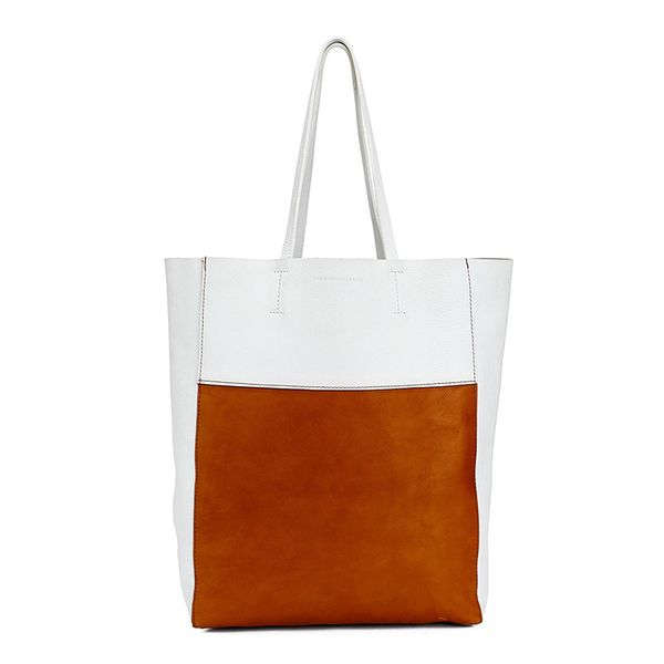 Armani Exchange Colorblock Tote