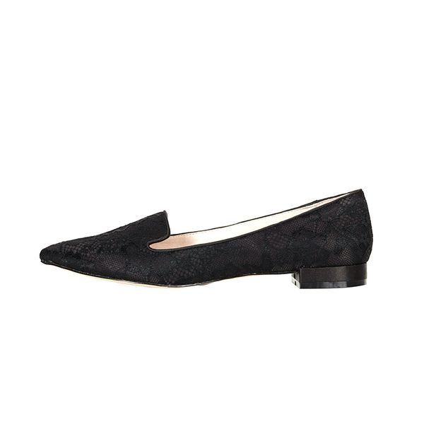 Topshop Sisto Lace Slippers