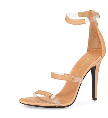 Tamara Mellon Napa Triple-Band Sandals