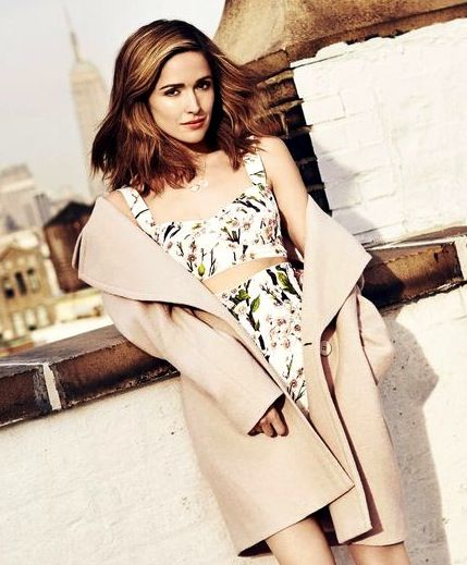 Rose Byrne for ELLE Australia