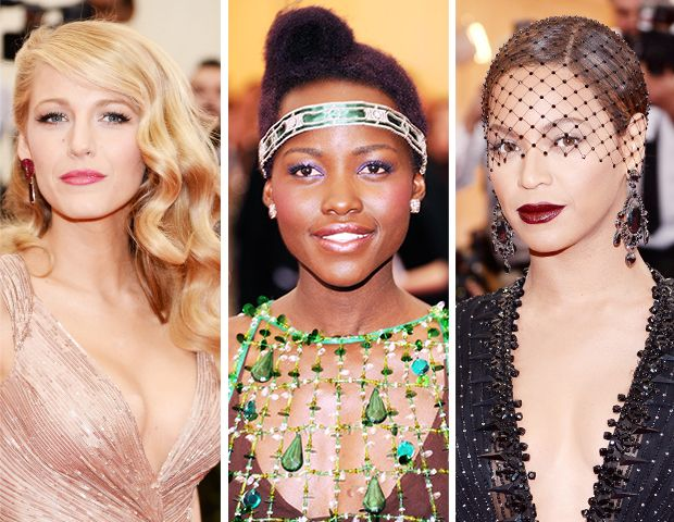 27 Jaw-Dropping Beauty Looks from the Met Gala