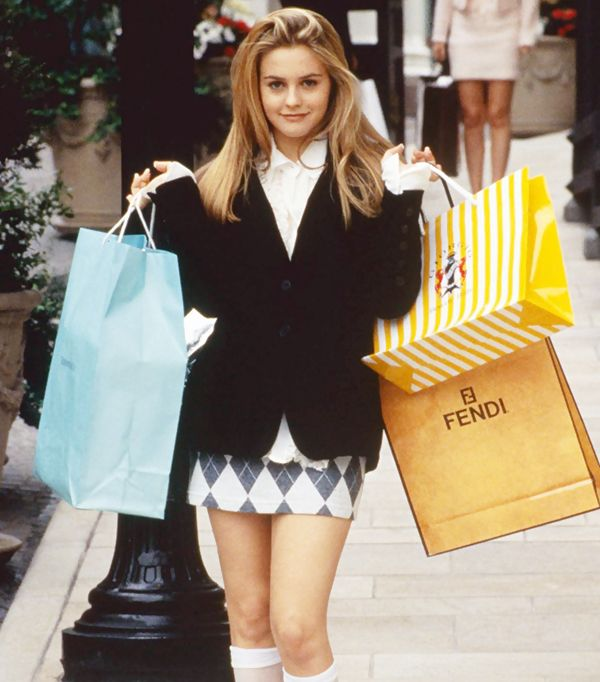 Lesson 9: It's called retail therapy for a reason.