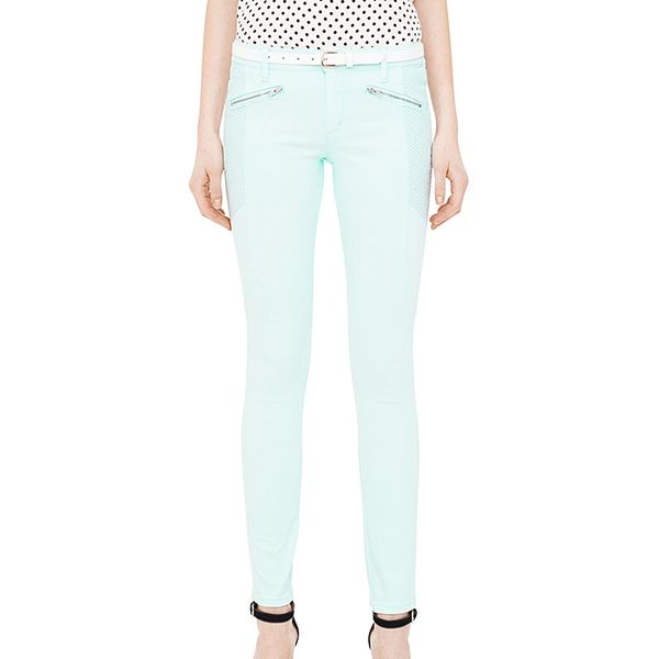 Club Monaco Jennifer Moto Pants