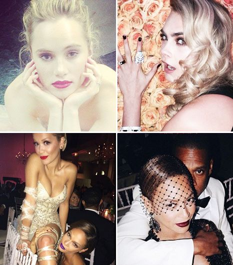The 19 Pictures from the Met Gala You Didn't See
