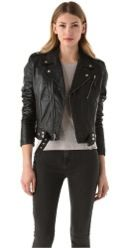 BLK DNM  BLK DNM Leather Jacket 1