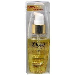 Dove Dove's Nourishing Oil Care Anti-Frizz Serum