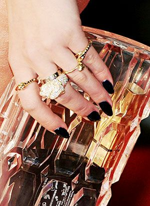 Stack 'Em Up! Wear Multiple Rings Like These Style Stars.