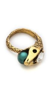 Fallon Jewelry  Fallon Jewelry Rattlesnake Ring