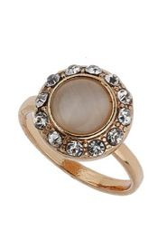 Topshop  Topshop Catseye Stone Ring