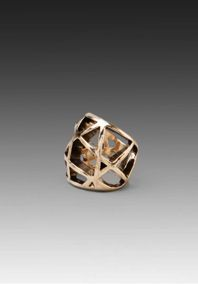 Low Lux x Erin Wasson Low Luv x Erin Wasson Domed Cage Ring