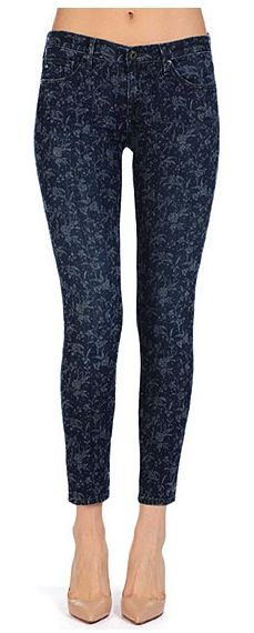 AG x Liberty London AG x Liberty London The Legging Ankle Jeans