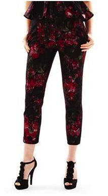 Pearl by Georgina Chapman of Marchesa Floral Pants