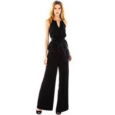 Pearl by Georgina Chapman of Marchesa Embellished Jumpsuit