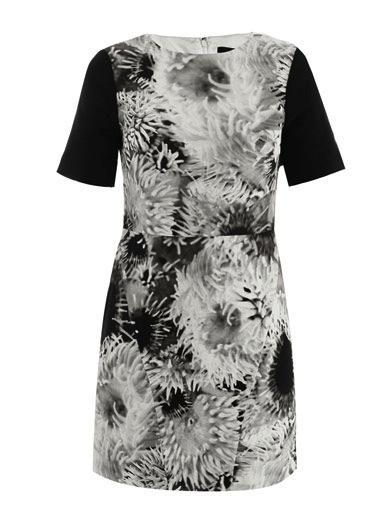 Tibi Athena Print Dress