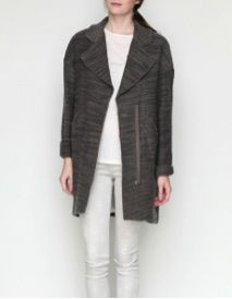 girl. by Band of Outsiders  Zip Coat