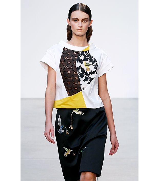 The Patchwork Looks You Should Try This Spring!