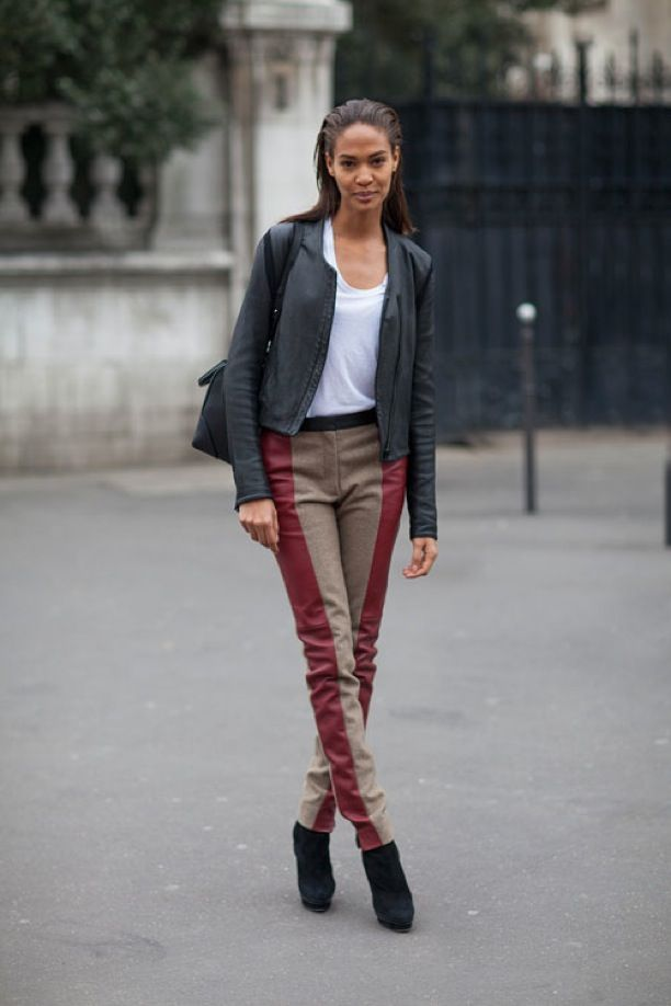 PFW Street Style: Model-Off-Duty