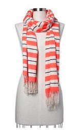 Gap Gap Cosy Mix Stripe Scarf