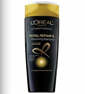 L'Oreal Ceramide Total Repair Shampoo