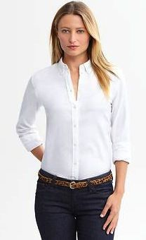 Banana Republic  Banana Republic Oxford Shirt