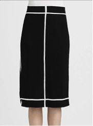 Marc Jacobs  Merino Pencil Skirt
