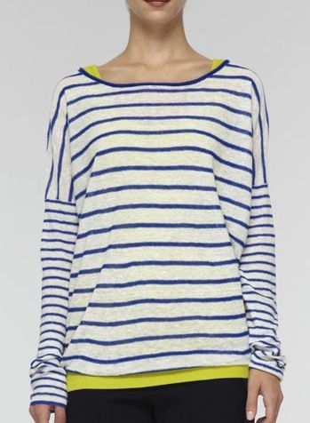 Vince Vince Mixed Stripe Sweater