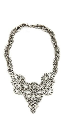 DANNIJO Chunky Necklace