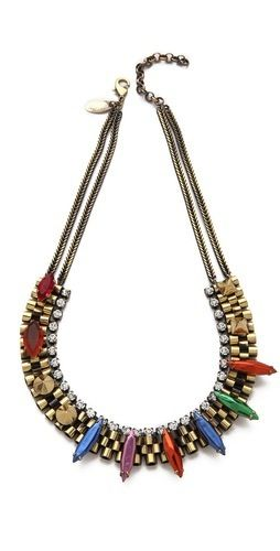 Iosselliani Statement Necklace