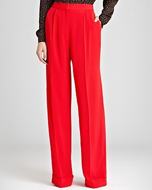 Reiss Daria Wide Leg Trousers