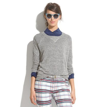 Madewell Sweatshirt Sweater