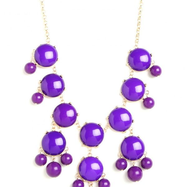 BaubleBar Potpourri Bib Necklace
