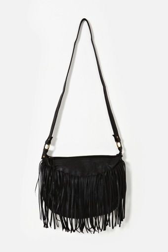 Nasty Gal Easy Rider Fringe Bag