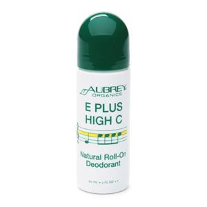 Aubrey E Plus High C Roll-On Deodorant