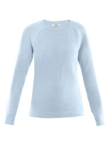 Acne Micah Angora Sweater
