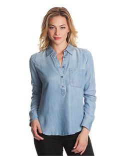 Guess Guess Cyndi Denim Shirt