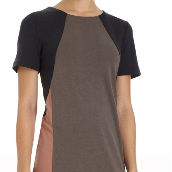 Marc by Marc Jacobs Colorblock Tunic Dress