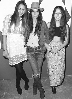 The Inside Scoop on Haim's SXSW Essentials