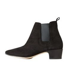 Repetto  Ankle Boots w/ Side Elastics